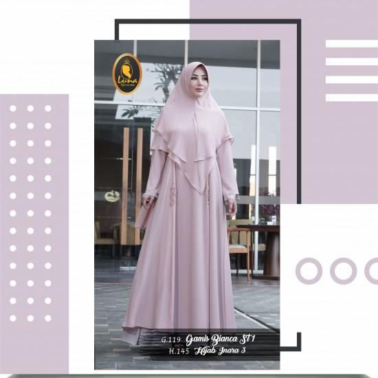 gamis bianca st 1 hijab inara 3