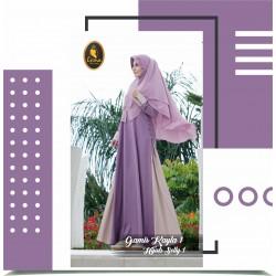 gamis kayla 1 dan hijab selly 1