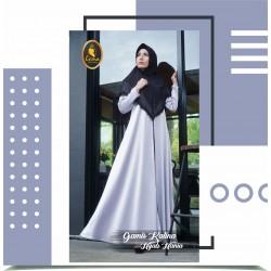 gamis kalina dan hijab hania