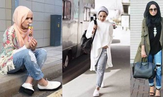 Bukan Dress atau Rok, Ini 6 Hijab Outfit Kondangan untuk si Tomboy!