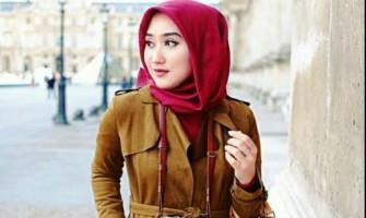 Daftar Lengkap Tren Hijab 2019, Gaya Hijab, Busana Hijab hingga Warnanya